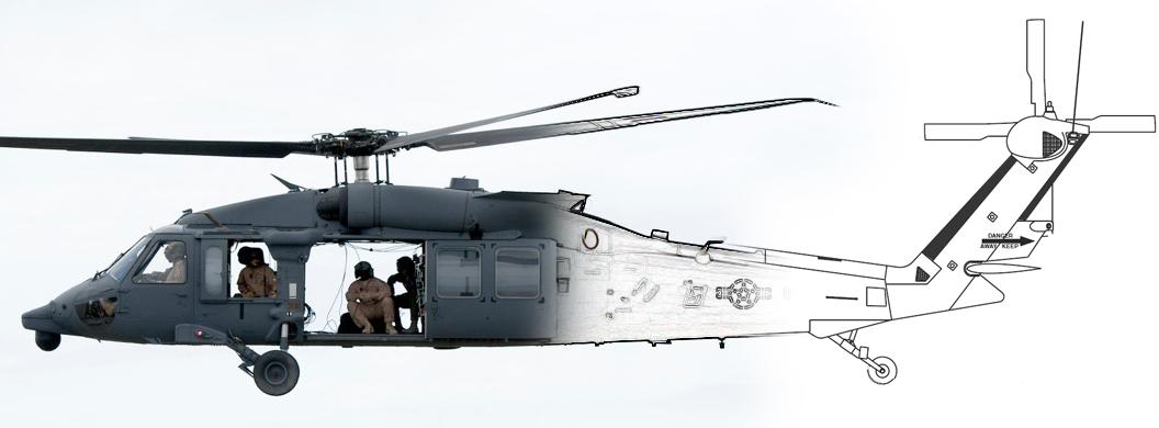 HH-60U 4